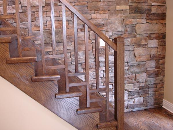 Menuiseries ammour les produits escaliers for Modele escalier interieur